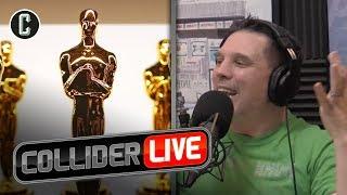 Kristian Bet Money on the Oscars: Will He Win?