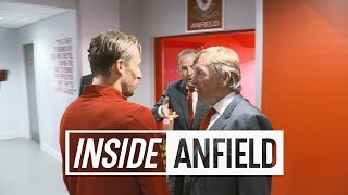 Inside Anfield: Liverpool 3-0 Boro | Full-time celebrations, King Kenny and Gini's Instagram post