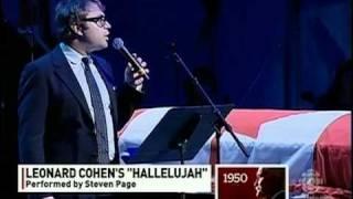 Steven Page - Hallelujah