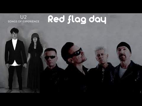 Red flag day U2