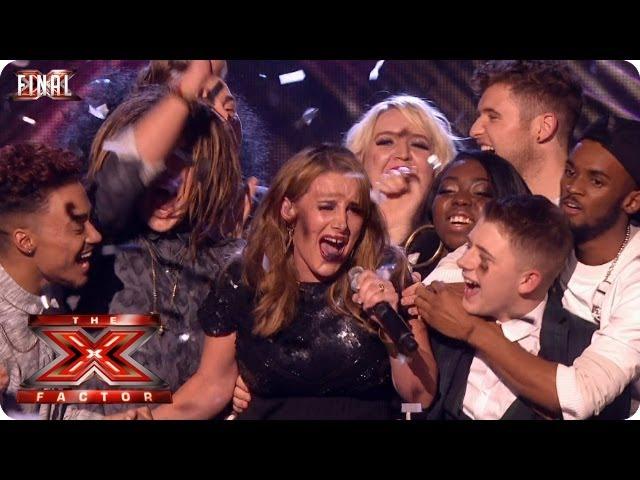 WINNER'S SINGLE PERFORMANCE: Sam Bailey sings Skyscraper - Live Final Week 10 - The X Factor 2013
