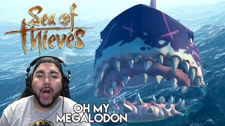 JAWS IS BACK & READY FOR REVENGE! - Sea of Thieves