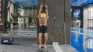 Hướng Dẫn Ép Dẻo Vai Cho Bơi Lội - Shoulder Flexibility Exercises