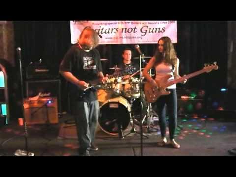 Danny Jones Band July 2011 - Scuttle Buttin