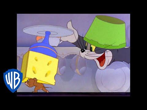 Tom a Jerry - Ukradnúť večerný syr
