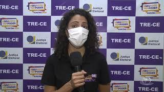 Disque eleição continua disponível para consulta   Jornal da Cidade