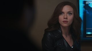 Black Panther and Black Widow Face Off in 'Captain America: Civil War' Deleted Scene