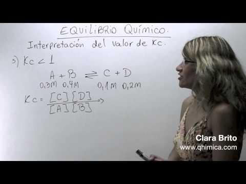 Equilibrio químico 3