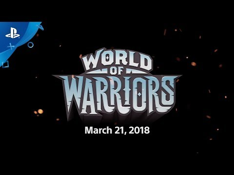 World of Warriors™ Trailer