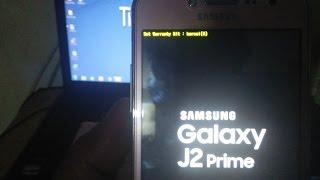 Samsung j2 prime SM-G532G Dead Boot Repair Solution - Software Solution