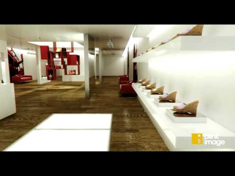 High end retail animation HD