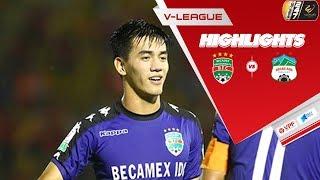 Highlights | Becamex Bình Dương 3-0 HAGL | Ngày thi đấu chói sáng của Tiến Linh | VPF Media