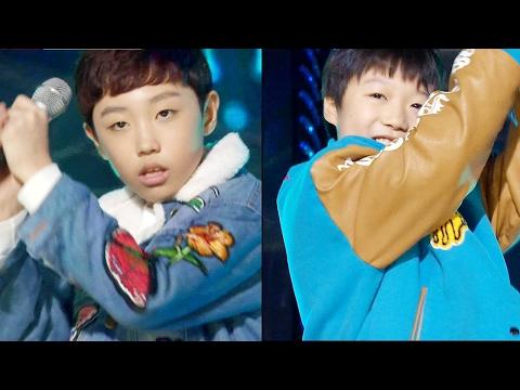 보이프렌드, 자작 랩과 환상 호흡 돋보이는  'Boys And Girls'|《KPOP STAR 6》 K팝스타6 EP21