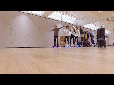 NCT DREAM Hoverboard Freestyle 4