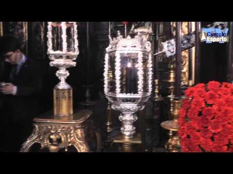 Resumen de los Besamanos del Domingo de Pasión