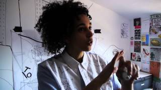 Shantell Martin In-Studio Exclusive
