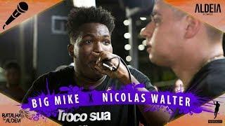 Nícolas Walter (RS) x Big Mike | SEMIFINAL | INTERESTADUAL ll | Barueri | SP