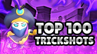 Top 100 Trickshots in Brawl Ball