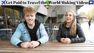 How to Get Paid to Travel the World as a Travel Filmmaker [Podcast Teaser]