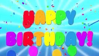 Happy Birthday Joseph