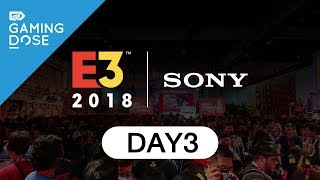 [GamingDose LIVE] E3 2018 - Sony