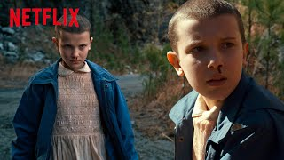 All Eleven's Nosebleeds From S1 | Stranger Things