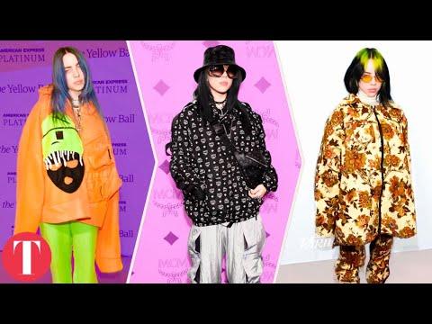 Највпечатливите модни комбинации на Били Ајлиш