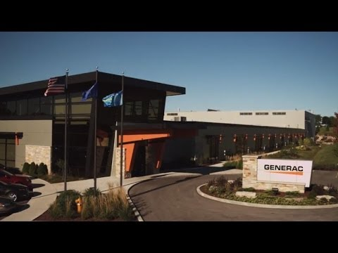 About Generac Industrial Power