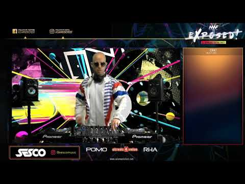 AMF EXPOSED! DJ Showcase Virtual Party Livestream - SESCO