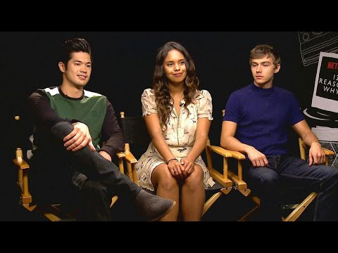 '13 Reasons Why' Cast Reveals What Surprised Them About Executive Producer Selena Gomez (Exclusiv…