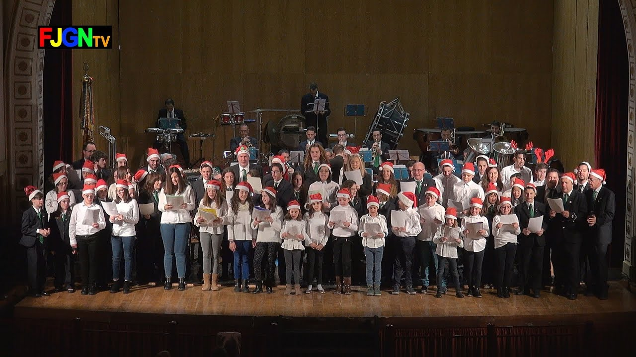 Concierto de Navidad Asociación Musical Artística Nulense - Nules (23-12-2017)