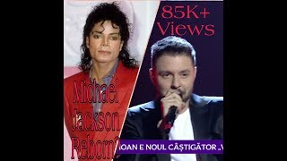 Michael  Jackson || Reborn|| Same voice♪♪♪