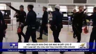 1 người đàn ông giả mạo bị bắt cóc ở VN để yêu cầu em trai chuyển tiền chuộc