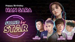 STAND BY STAR - EP 18 - FULL   Han Sara và tứ đại mỹ nam