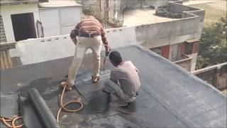 Terrace Water Proofing In India