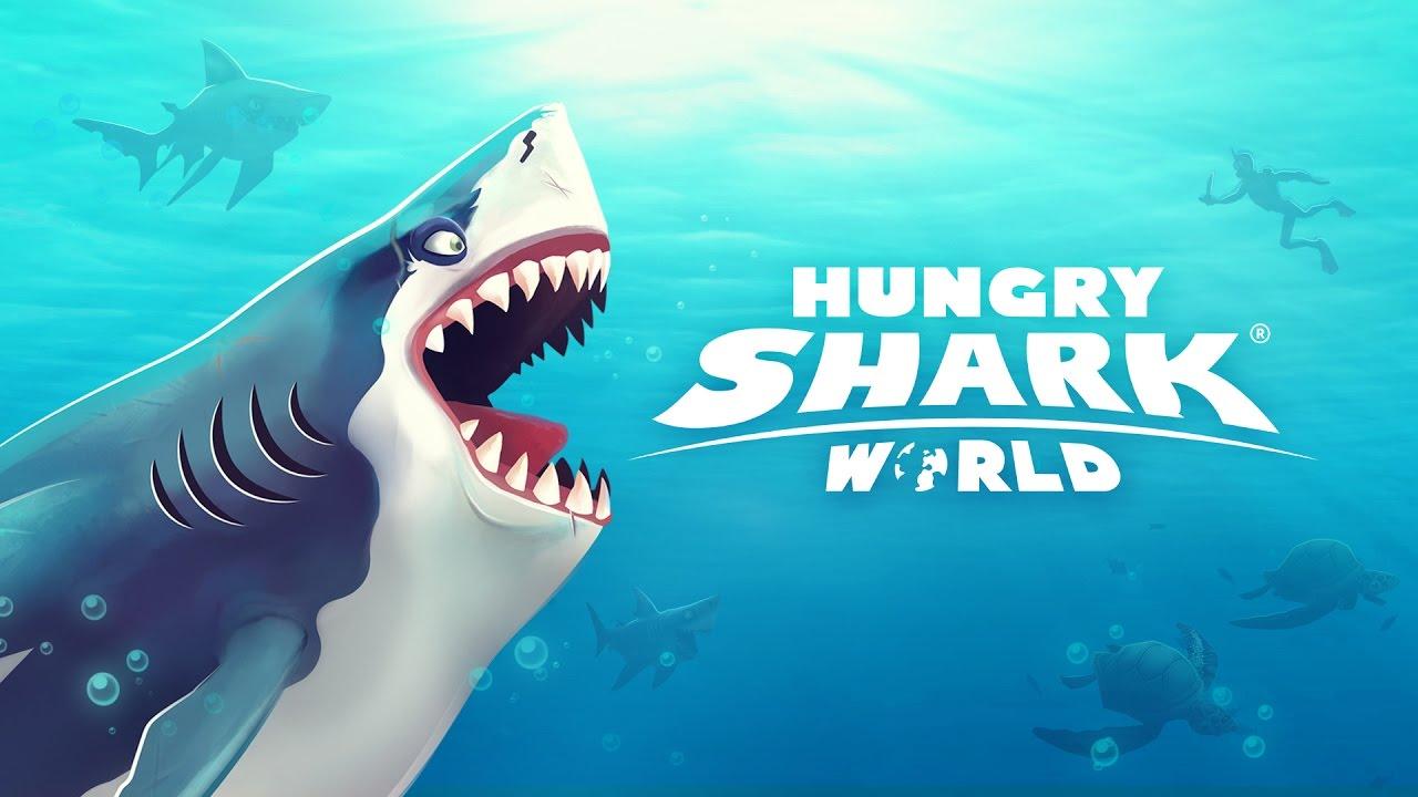 Chơi Hungry Shark World on pc 2