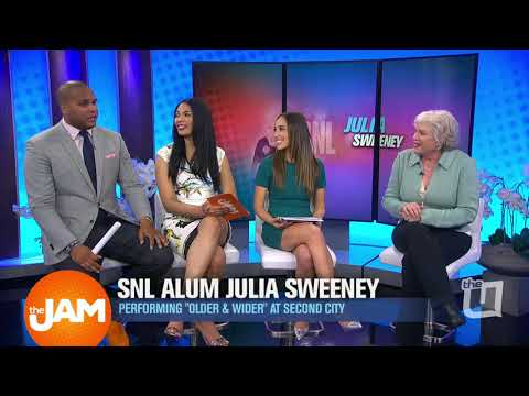 Julia Sweeney: Older & Wider