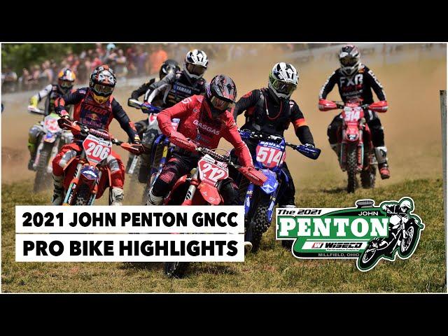 Résumé GNCC USA 2021 - RD7 -John Penton