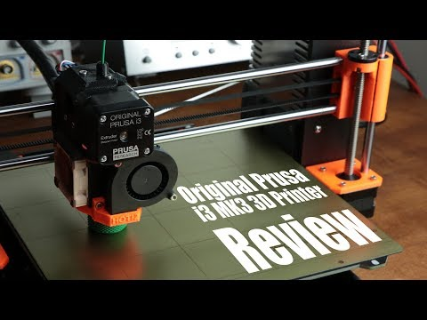 video Prusa Research Original Prusa i3 MK3S