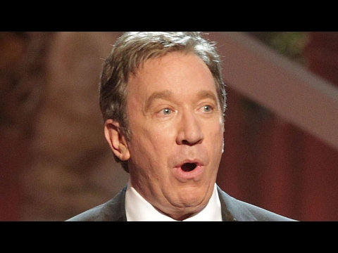 Why Hollywood Won't Cast Tim Allen Anymore