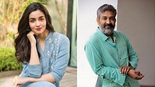 Rajamouli reveals the character of Alia Bhatt in 'RRR'!..