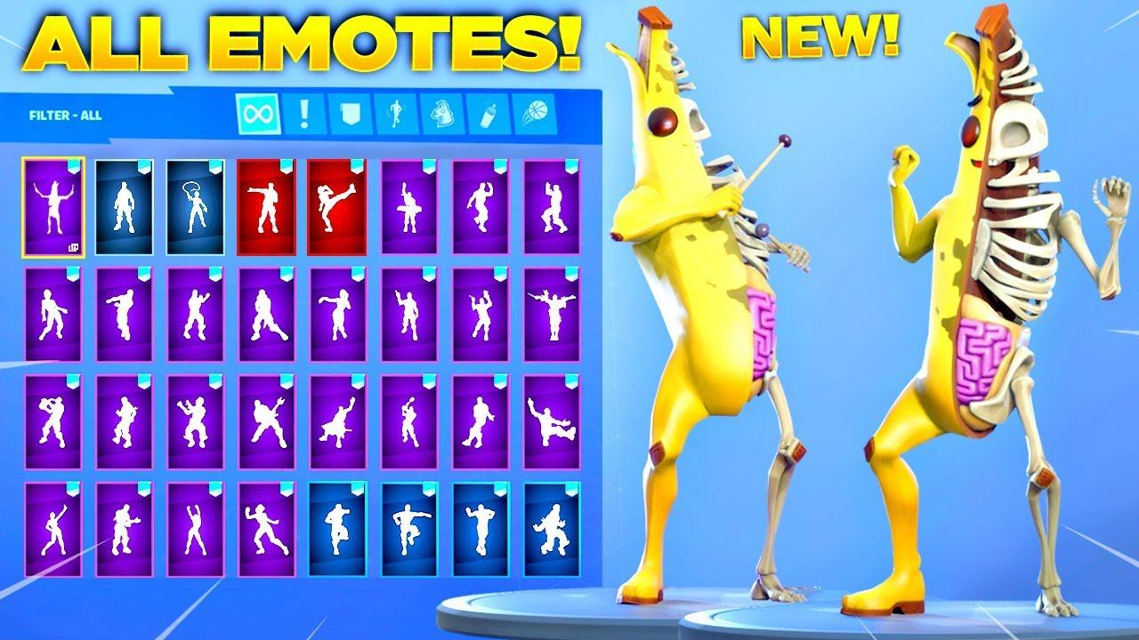 New Roblox Emotes Free - All38fortnitedances