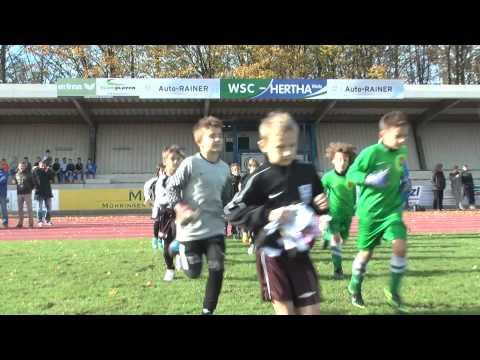 Nachwuchs: U10-Blitzturnier WSC Hertha