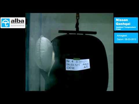 Nissan Qashqai   Ambient Temperature, Front OEM