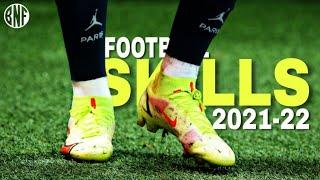 Best Football Skills 2021-22 #05