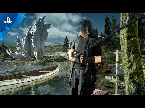 MONSTER OF THE DEEP: FINAL FANTASY XV Video Screenshot 2