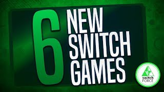 6 FUN New Switch Games Announced! (New Nintendo Switch Games July 2019)