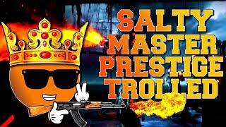 😂TROLLING MASTER PRESTIGE'S IN 💣SnD ON WW2 ! ( TROLLING &FUNNY REACTIONS ON COD WW2)