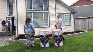 Twins Gender Reveal | March 27th, 2015