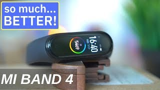 Xiaomi Mi Band 4 Explored: it's so much Better Than Mi Band 3!